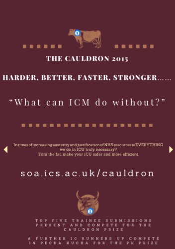 Download the Cauldron 2015 poster